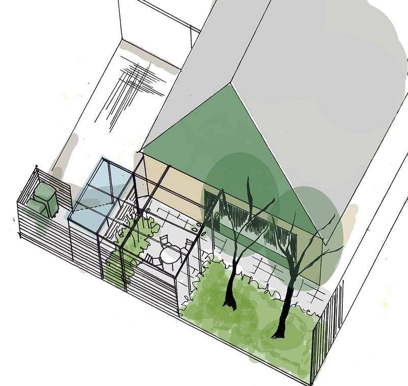 trädgårdsdesign trädgårdsarkitekt Skåne Vellinge