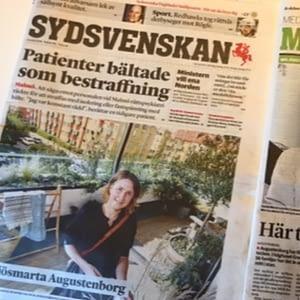 Greenhouse Malmö Augustenborg Vallkil Jacobsson Balkong
