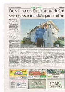 Trädgårdsdesgin Blekinge Karlskrona