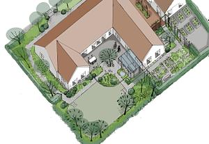 Trädgårdsdesign Skåne Eslöv Trädgårdsarkitekt